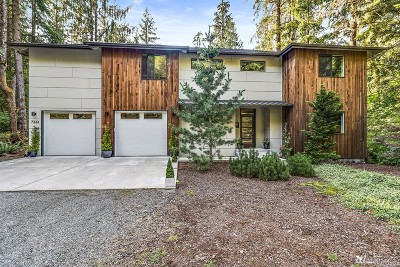 North Bend WA Single Family Home For Sale: $950,000