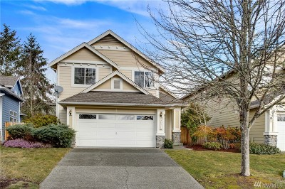 Sammamish Single Family Home Contingent: 24950 SE 43rd St