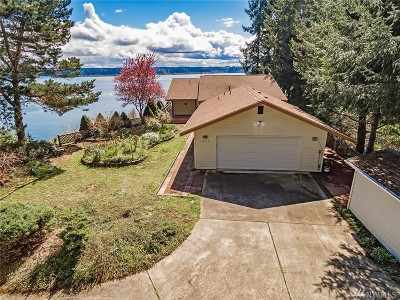 Pierce County Single Family Home Pending Inspection: 10712 Cole Point Dr