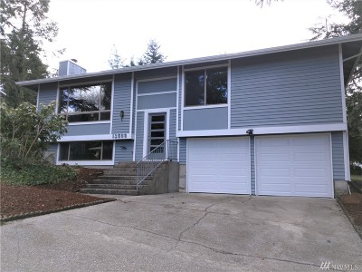 Renton Single Family Home For Sale: 13509 SE 163rd St