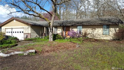 Centralia Single Family Home For Sale: 2318 Harrison Ave