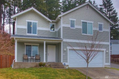 Spanaway Single Family Home For Sale: 20201 16th Ave E