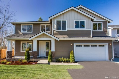 Renton Single Family Home For Sale: 11433 SE 162nd St (L-4)