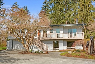 Redmond Single Family Home For Sale: 12323 180 Ave NE