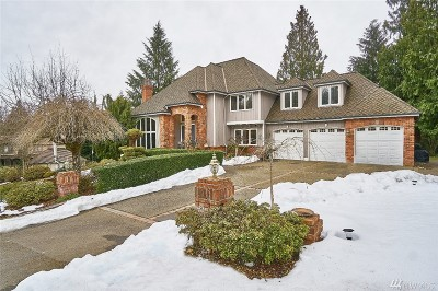 Renton Single Family Home For Sale: 17508 190th Ave SE