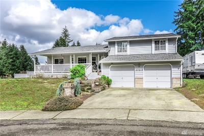 Graham WA Single Family Home For Sale: $369,500