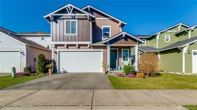 Tumwater Single Family Home For Sale: 9051 Aster St SE
