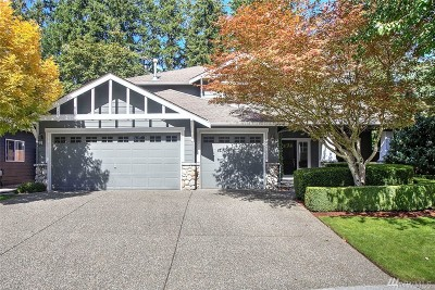 Sammamish Single Family Home For Sale: 24912 NE 3rd Place