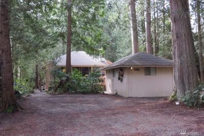 Shelton Single Family Home Pending Inspection: 696 E Promontory Rd
