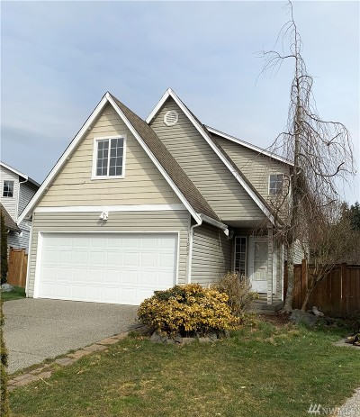 Bonney Lake Single Family Home For Sale: 11004 185 Ave E