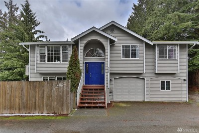 Lynnwood Single Family Home For Sale: 3600 132nd St SW