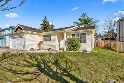 Spanaway Single Family Home For Sale: 20219 73rd Av Ct E