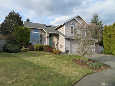 Silverdale Single Family Home Pending Inspection: 10247 Hamilton Place NW