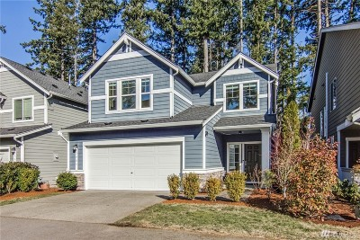 Bothell Single Family Home For Sale: 3805 176th Place SE