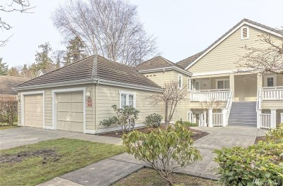 Port Ludlow Condo/Townhouse Contingent: 81 North Chandler Court #B