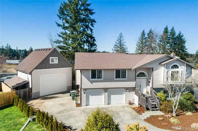 Bonney Lake Single Family Home For Sale: 8112 198th Av Ct E