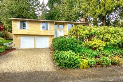 Bothell Single Family Home For Sale: 21502 2nd Dr SE