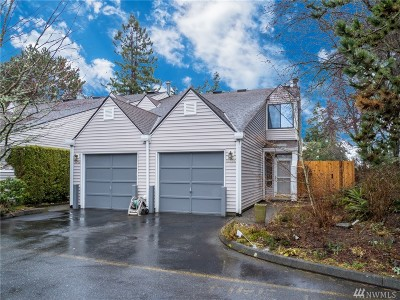 Shoreline Condo/Townhouse Contingent: 19200 15th Ave NW #19200