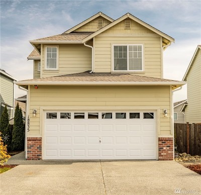 Puyallup Single Family Home For Sale: 18835 111th Av Ct E