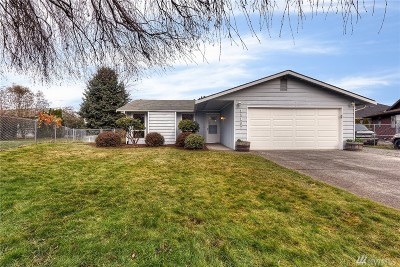 Sumner Single Family Home For Sale: 15107 63rd St Ct E