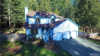 Redmond Single Family Home For Sale: 3119 273rd Ave NE