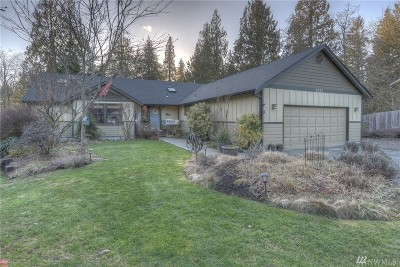 Thurston County Single Family Home For Sale: 2501 53rd Wy SE