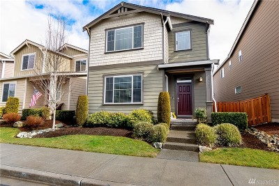 Puyallup Single Family Home For Sale: 17309 116th Ave E