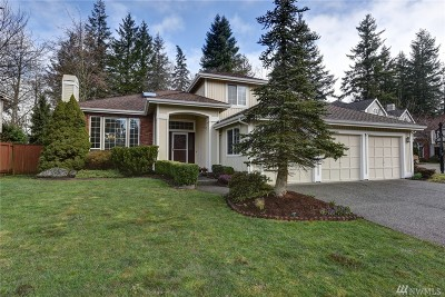 Sammamish Single Family Home For Sale: 25954 SE 39th Place