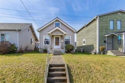 Tacoma Single Family Home For Sale: 3522 S Cushman Ave