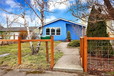 Single Family Home For Sale: 2313 Nevada St