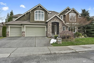 Sammamish Single Family Home For Sale: 2938 275th Ave SE