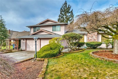 Steilacoom Single Family Home For Sale: 66 Bonney St