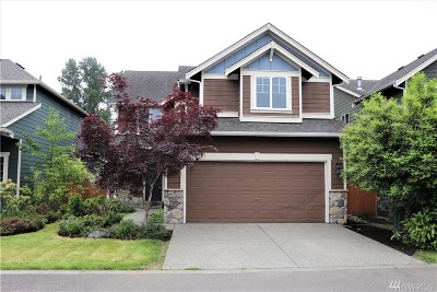 Bothell Single Family Home For Sale: 124 196th Place SW