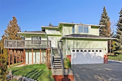 Mukilteo Single Family Home For Sale: 4809 72nd Place SW