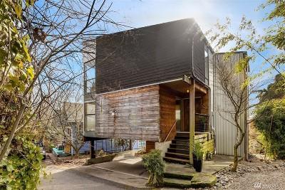Seattle Single Family Home For Sale: 3119 SW Spokane St