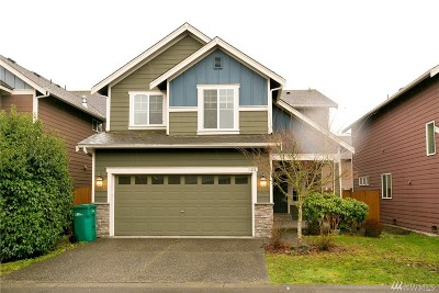 Bothell Single Family Home For Sale: 128 196th Place SW