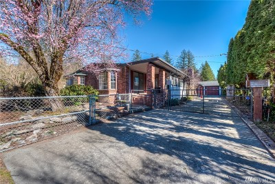 Gold Bar Single Family Home For Sale: 232 9th St