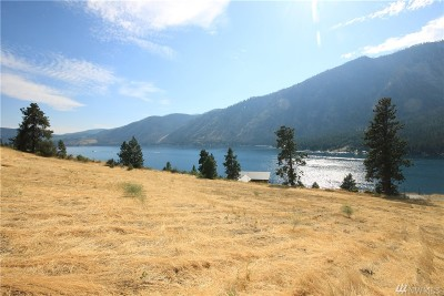 Chelan, Chelan Falls, Entiat, Manson, Brewster, Bridgeport, Orondo Residential Lots & Land For Sale: Lot 541 Chelan Blvd