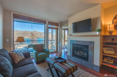 Chelan Condo/Townhouse For Sale: 2220 W Woodin Ave #309