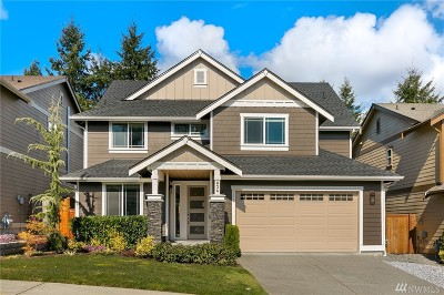 Burien Single Family Home For Sale: 454 S 187th Lane