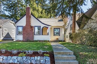 Tacoma Single Family Home For Sale: 3609 N Stevens St