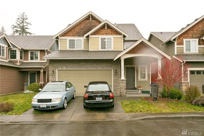 Bothell Single Family Home For Sale: 133 196th Place SW