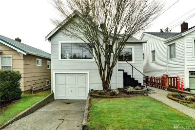Seattle Single Family Home For Sale: 2833 NW 73rd St