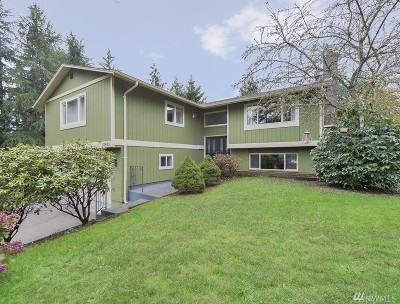 Federal Way Single Family Home For Sale: 30435 23rd Ave SW
