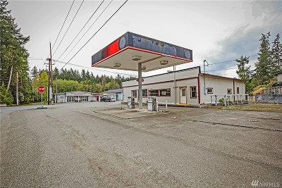 Grapeview Commercial For Sale: 4371 E Grapeview Lp