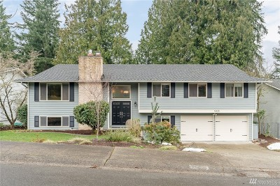 Renton Single Family Home For Sale: 16825 155th Place SE