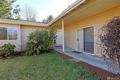 Port Orchard Single Family Home For Sale: 7472 E Harrison St