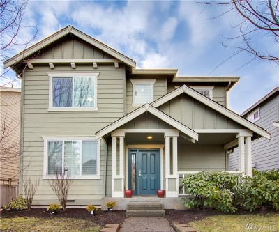 Renton Single Family Home For Sale: 16140 166th Ave SE