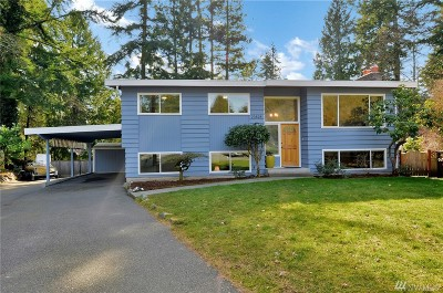 Edmonds Single Family Home For Sale: 23828 86th Ave W