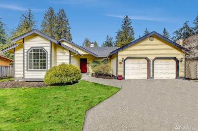 Edmonds Single Family Home For Sale: 9227 232nd St SW
